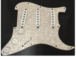 Kompletny pickguard TONERIDER Classic Blues (VWP)
