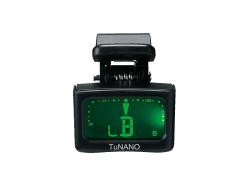Tuner chromatyczny IBANEZ TuNANO Clips (czarny)