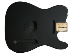 Korpus do gitary VPARTS TE-1G (BK)