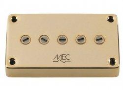 Aktywny przetwornik MEC M 60214 Star Bass 5 strun, neck, złoty