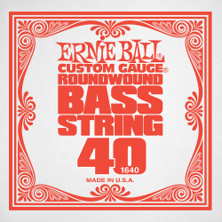 Struna do basu ERNIE BALL Slinky Nickel 040w