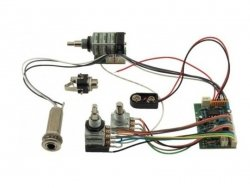 3-pasmowy equalizer MEC do basu Infinity NT  M 60057