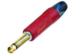 NEUTRIK - złącze jack 6,3mm NP2X-AU-SILENT