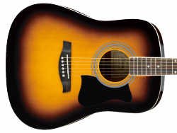 Gitara akustyczna IBANEZ V50NJP-VS (promo pack)