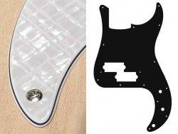 Pickguard BOSTON P.Bass 4 warstwowy (PWW)