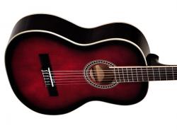 Gitara klasyczna 3/4 EVER PLAY Iga EV-127 (RB)