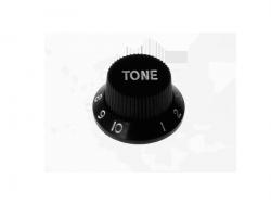 Gałka - typ Strat BOSTON KB-244-T (tone, czarna)