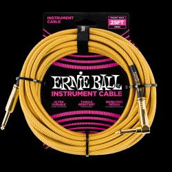 Kabel gitarowy ERNIE BALL 6070 (7,62m)