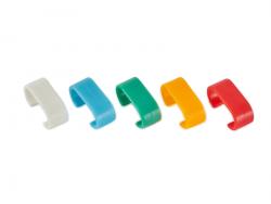 ROCKBOARD kolorowe oznaczniki kabli flat patch