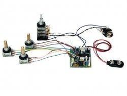 3-pasmowy equalizer MEC do Stryker TCS M 60053 leworęczny