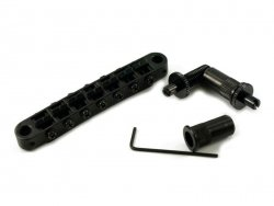 Mostek tune-o-matic TonePros 7-strun TP7 (czarny)