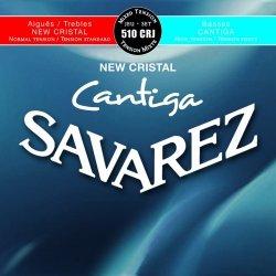 Struny do klasyka SAVAREZ Cantiga 510 CRJ