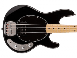 Gitara basowa STERLING StingRay Ray 4 BK
