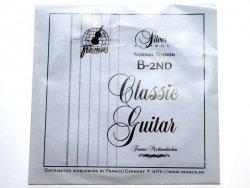 Struna do gitary klasycznej FRAMUS B2 Norm.