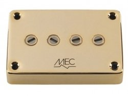 Pasywny przetwornik MEC Star Bass II 4 s B Gold
