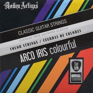 Struny MEDINA ARTIGAS Arco Iris Colorful 320