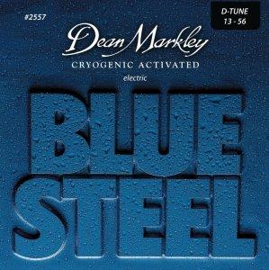Struny DEAN MARKLEY 2557 Blue Steel (13-56)