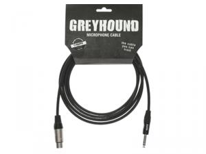Kabel mikrofonowy KLOTZ GREYHOUND XLR-jack (0,6m)