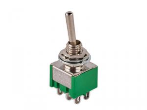 Przełącznik DPDT on-off-on mini MEC 80014 (CR)