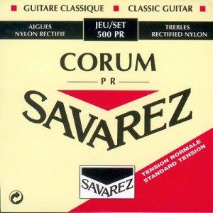 Struny do klasyka SAVAREZ Corrum i Alliance 500 PR