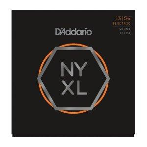 Struny D'ADDARIO NYXL Nickel Wound (13-56)