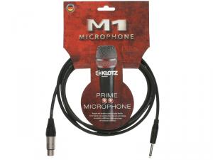 Kabel mikrofonowy KLOTZ M1FP1K0300 XLR-jack (3,0m)