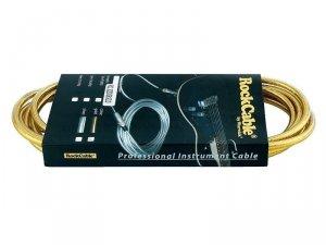 Kabel instrumentalny ROCKCABLE 30203 GD (3,0m)