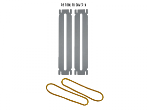 Blaszki ochronne do czyszczenia progów (jumbo)