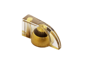 Gałka wciskana, wskaźnik HOSCO KG-150 (GD)
