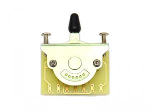 Przełącznik 5-pozycyjny GOELDO EL008 (P Switch)