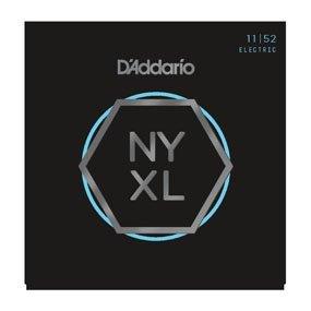 Struny D'ADDARIO NYXL Nickel Wound (11-52)