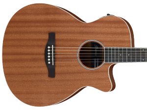 Gitara elektro-akustyczna IBANEZ AEG7MH-OPN