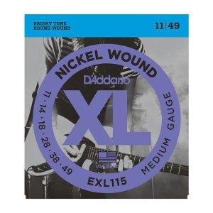 Struny D'ADDARIO XL Nickel Wound EXL115 (11-49)