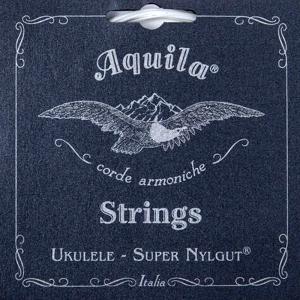 Struny do ukulele AQUILA Sup. Nylgut Soprano HighG