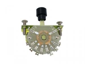 Przełącznik 3-poz. Mega Switch VPARTS SW-230T (BK)