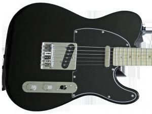 Gitara TRIBUTE Tonecaster Deluxe (BK)