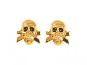 Blokowane zaczepy paska GROVER 610 Skull (GD)