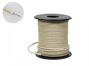 Woskowany kabel vintage BOSTON PBW50 (WH)
