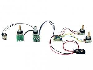 MEC M 60004 2-pasmowy układ korekcji