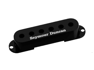 Osłona singla SEYMOUR DUNCAN Logo (BK)