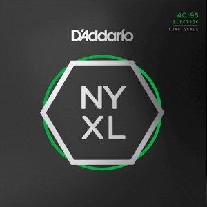 Struny D'ADDARIO Nickel Wound NYXL (40-95)