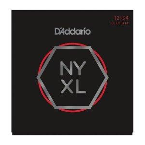 Struny D'ADDARIO NYXL Nickel Wound (12-54)