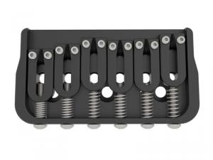 Mostek stały HIPSHOT 6str, 3,2mm, (BK)