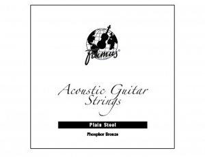 Struna do gitary akustycznej FRAMUS 015