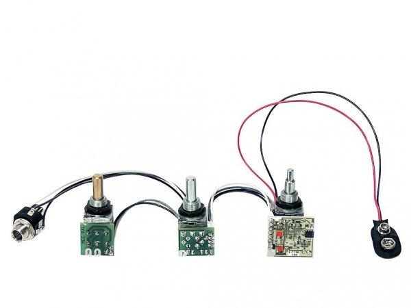 MEC M 60013 2-pasmowy układ korekcji (leworęczny)