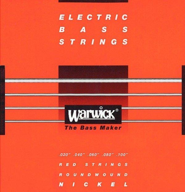 Struny do basu 5str. WARWICK 46310 (20-100)