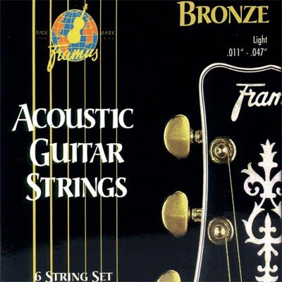 Struny FRAMUS Bronze Extra Light (10-46)