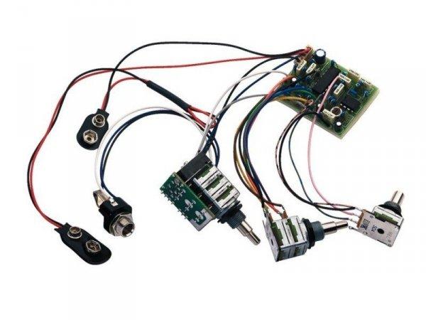 MEC M 60023-18 3-pasmowy układ korekcji