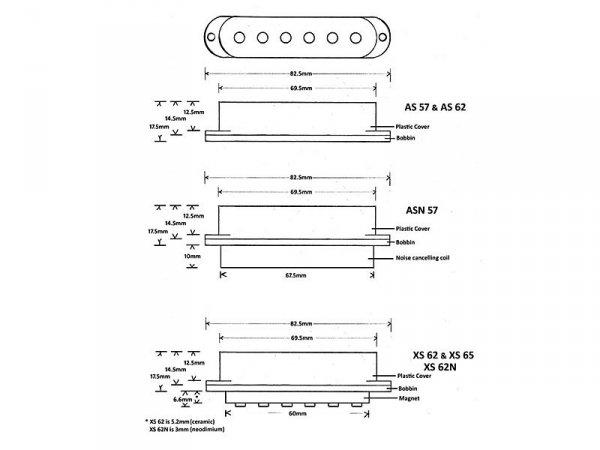 ENTWISTLE XS62 (WH, neck)