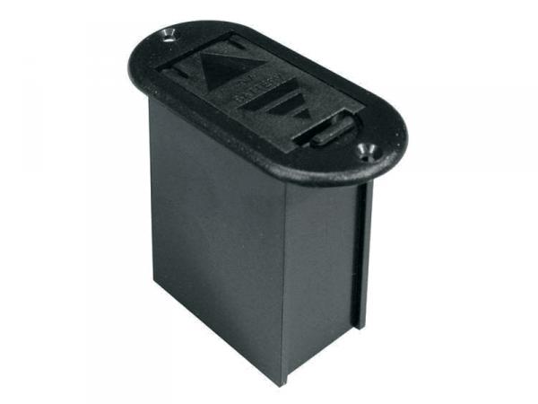 Pudełko na baterię 9V BOSTON BH-2000